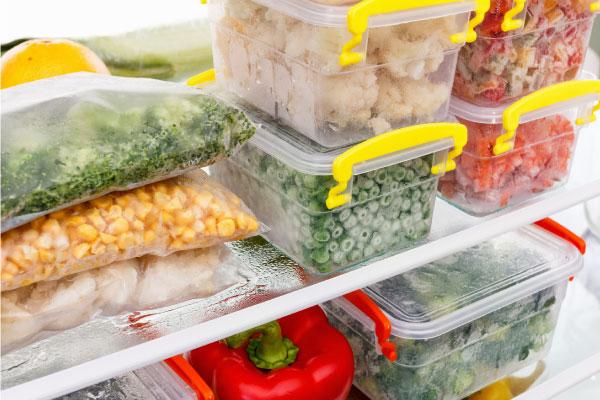 冷蔵庫選びのポイント ドア・引き出し 引き出し 冷蔵室・冷凍室