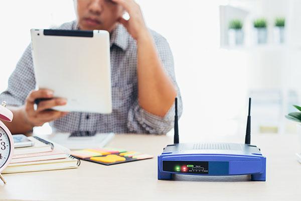 インターネット通信機能~無線ネットワーク内で通信できる「Wi-Fiモデル」