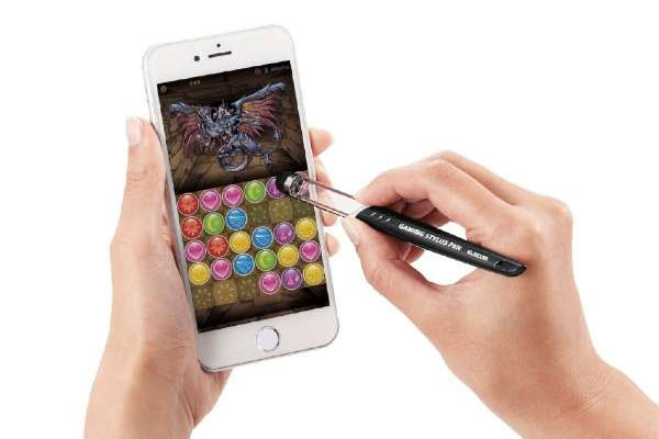 タッチペンの選び方 使用用途に合わせる ゲーム