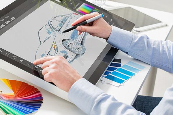 タッチペンの選び方 使用用途に合わせる イラスト