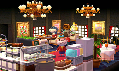 Biccamera com how does forest happy home designer 3ds game software of hitting sell for Animal crossing happy home designer hotel