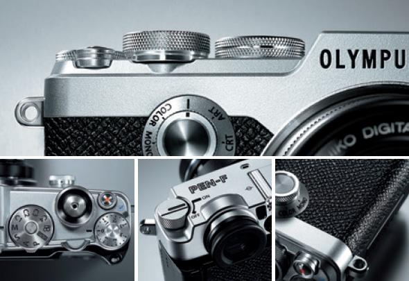 ビックカメラ com オリンパス pen f 12mmf2 0 レンズキット シルバー